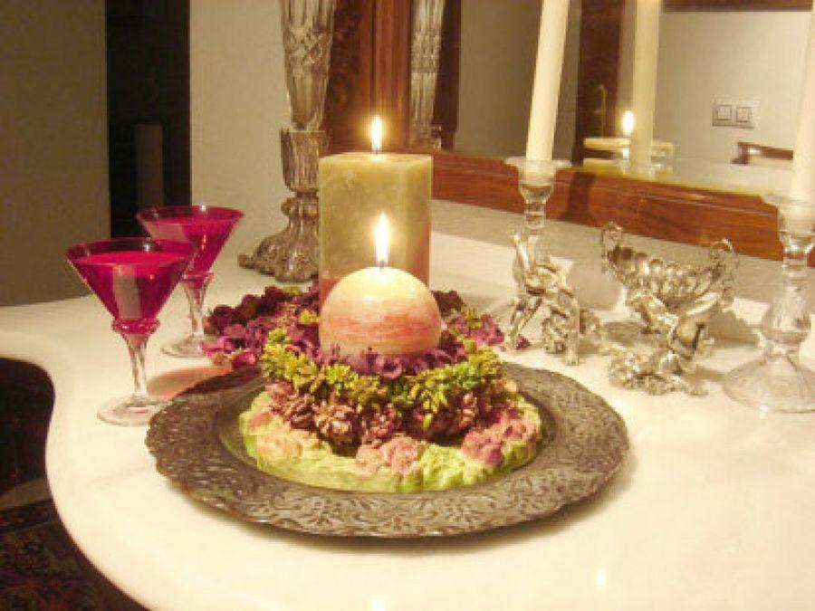 Centro de mesa casa y dinero for Centros de mesa para comedor