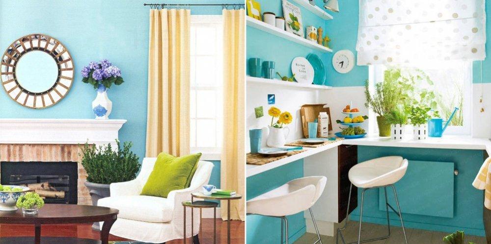 Los colores para decorar que predominan este año – Casa y Dinero