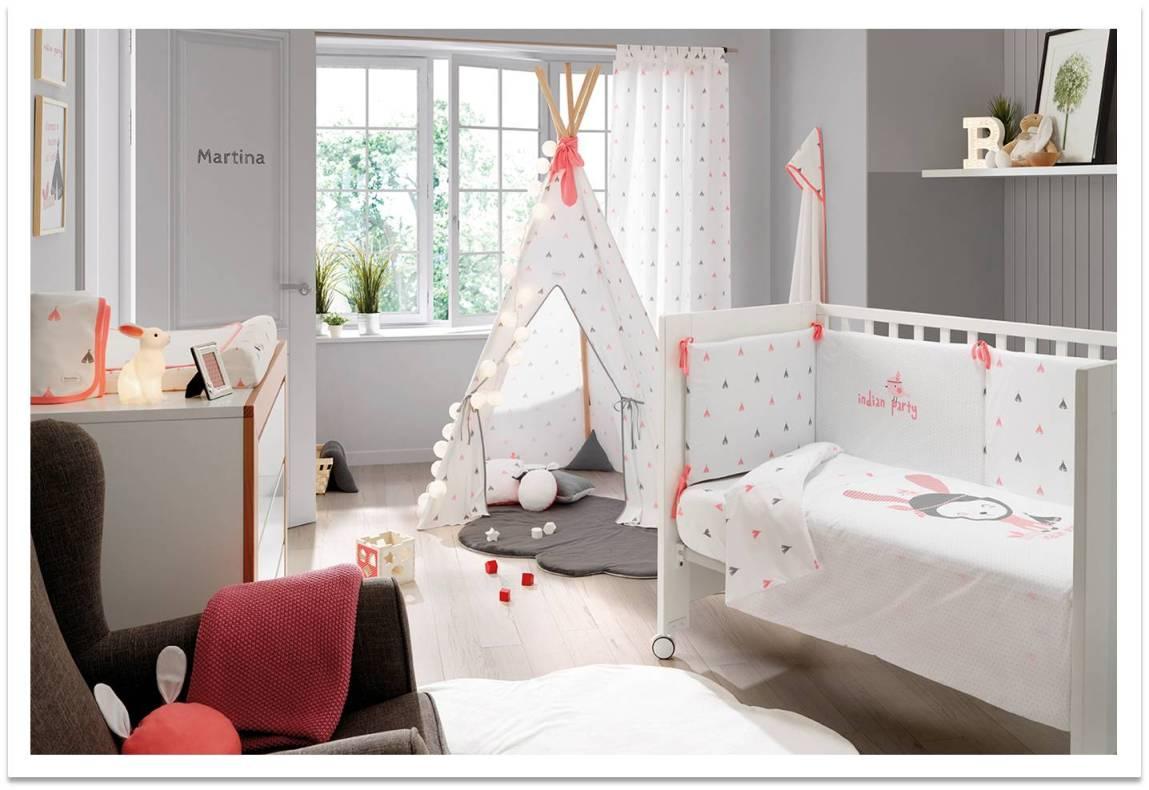 Decora la primera habitaci n de tu beb casa y dinero - Habitacion bebe original ...