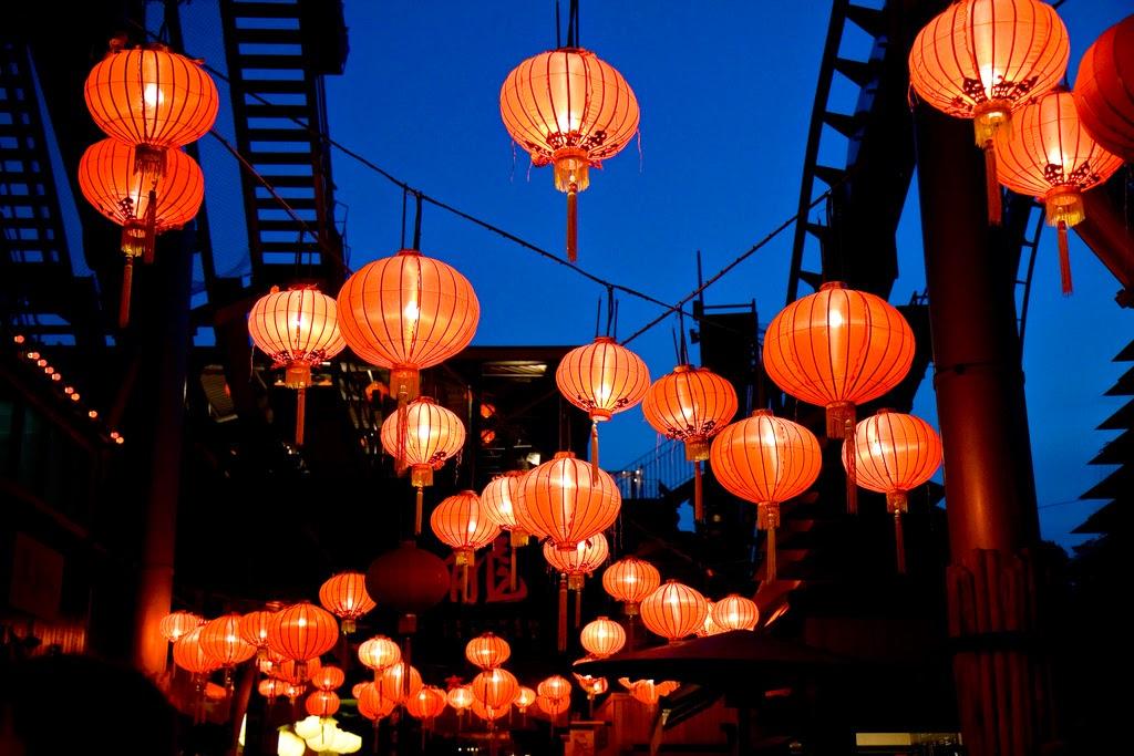 L mparas chinas para decorar tu hogar casa y dinero for Decoracion china para casas