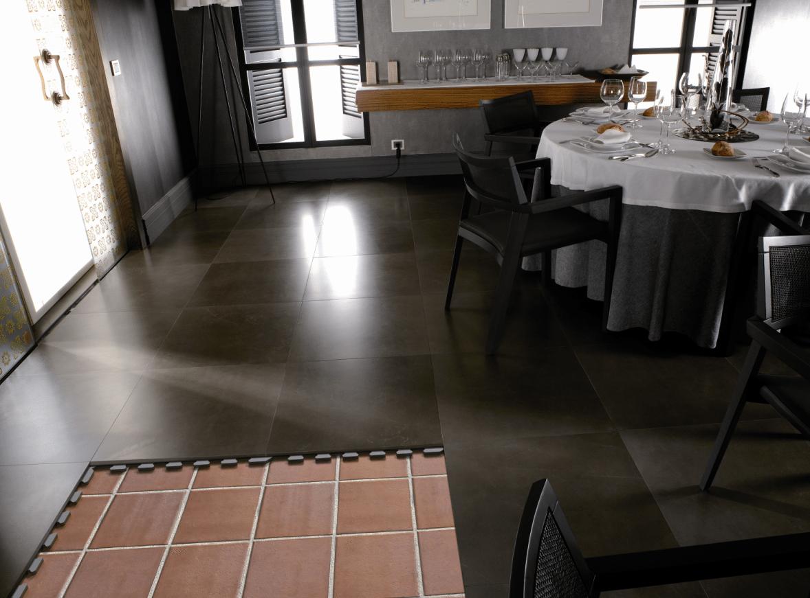 Reforma bao sin obras azulejos para bao sin hacer obra for Cambiar el suelo de un piso