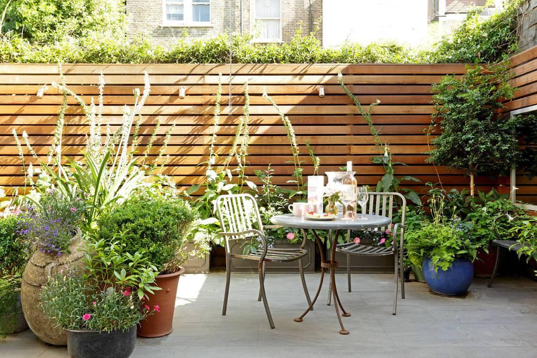 Consejos baratos para tu jard n casa y dinero - Decoracion jardines exteriores ...